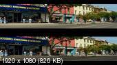 Пиксели в 3Д / Pixels 3D  Вертикальная анаморфная