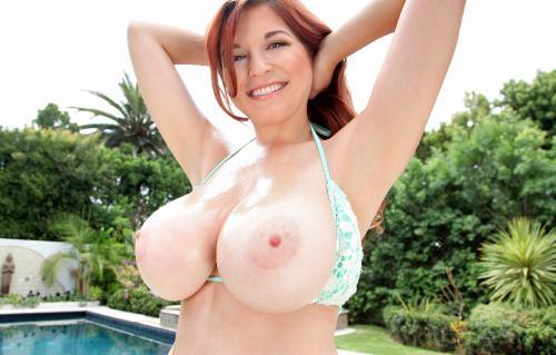 Tessa Fowler - Mint Bikini - Set 1