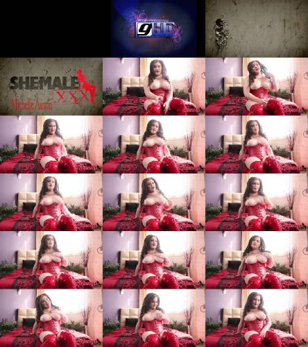 Michelle's Shemale XXX debut!